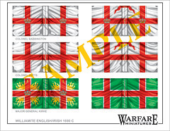 F009 English Regiments (Williamite)