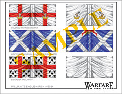 F010 English  & Scottish Regiments (Williamite)