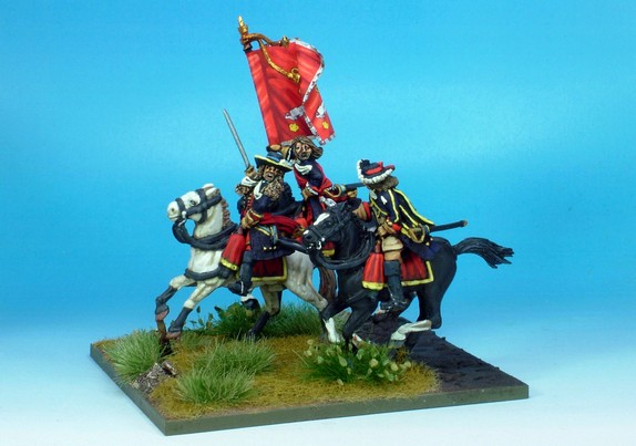 WLOA57 Enthusiastic Cavalry Command
