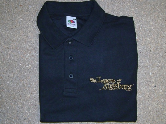 LOA004 League of Augsburg polo shirt (Large)