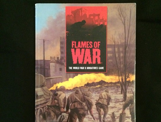 FLAMES OF WAR 1st edition