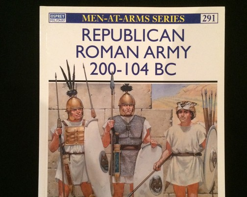 Osprey Early Roman Armies