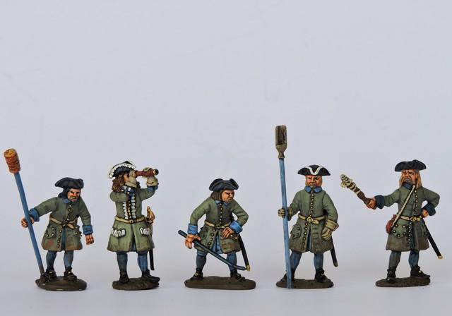 SA03 Swedish gunners firing