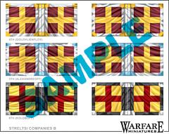 FR14 Streltsy Company flags 2