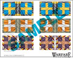 FR15 Streltsy Company flags 3
