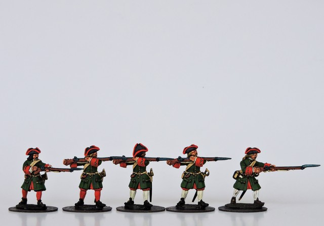 R10 GNW Russian Musketeers defending
