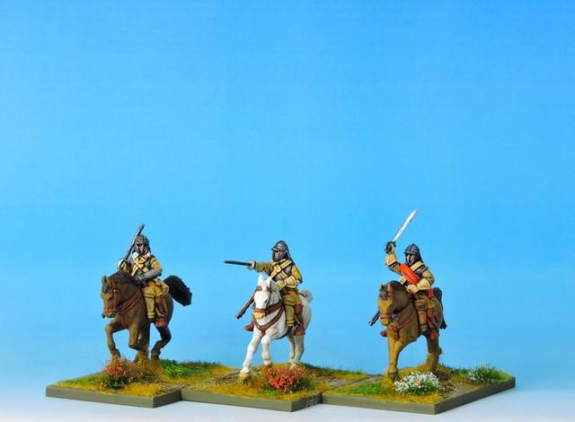 ECWC1 Troopers in helmets with swords