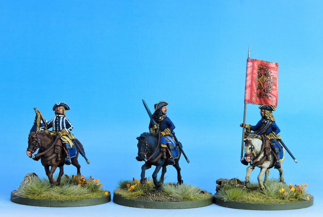 SC06 Swedish Cavalry Command Ready