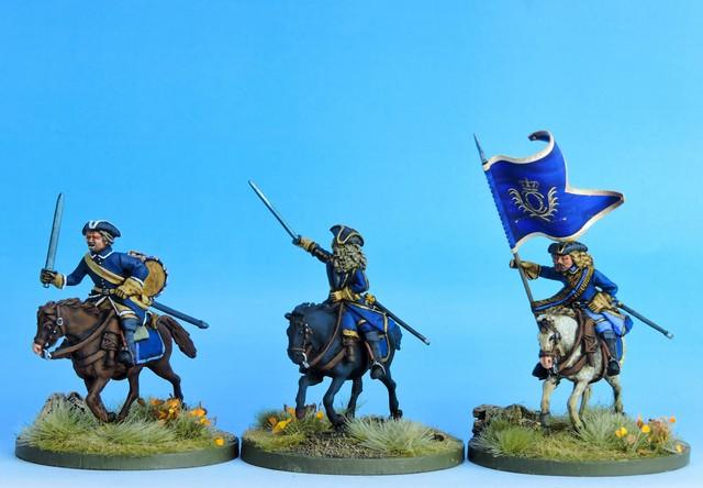 SC07 Swedish Dragoon Command Charging