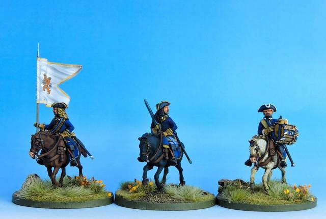 SC08 Swedish Dragoon Command Ready