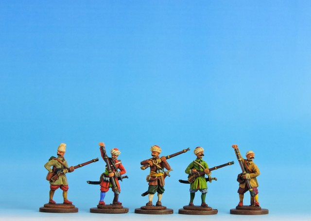 OT004 Janissaries - campaign dress loading