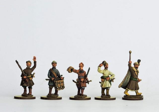 COS02 Cossack Personalities