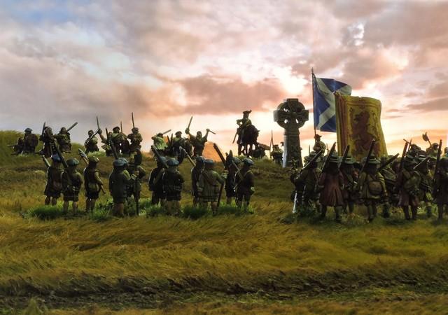 4P003 One Thousand Irish!  War in Scotland 1689
