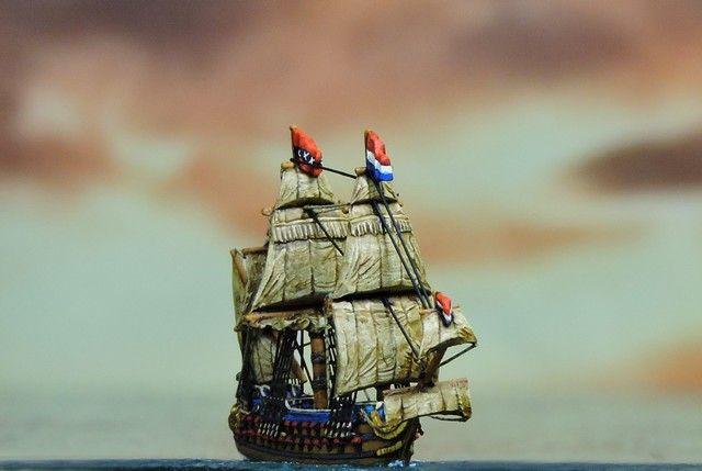 4P004 A Protestant wind!. Naval action of the 1688 Dutch invasion