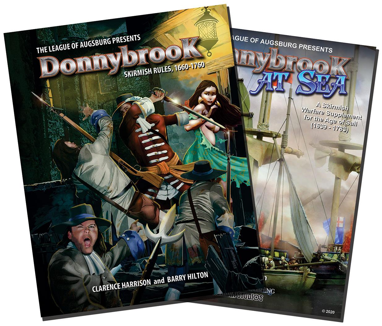 Donnybrook AND Donnybrook at Sea BUNDLE DEAL