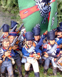 1/ Infanterie Regiment Nr 6 - Prussian