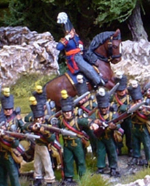 1/2nd Nassau Regiment- German