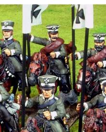 1st Pomeranian Landwehr Cavalry - Prussian