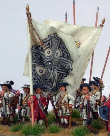 Jacobite Regiment of Foot 1690