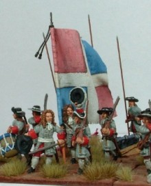 French Regiment Conde