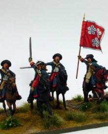 squadron of Abercorn's Horse