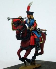 38b as Austrian trumpeter