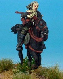 Cultist rider