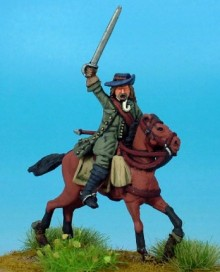 Rapparee Horseman