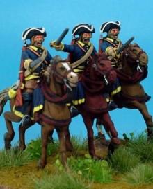 Swedish cavalry 3