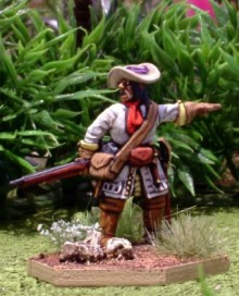Spanish Colonial Sergeant