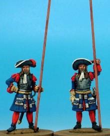 Gardes Francaises Pikemen