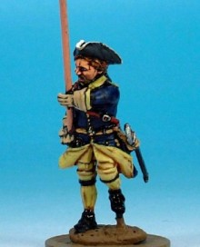 Swedish pikeman