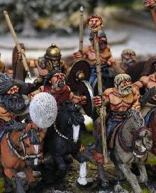 Ostrogothic cavalry