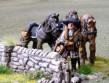 Luttrell's Dragoons horseholder